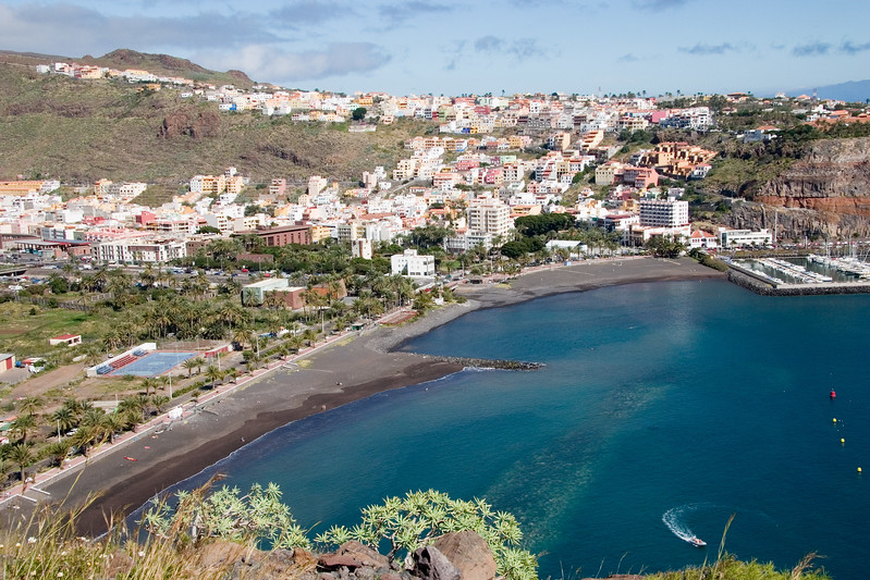 San Sebastian, La Gomera, Canary Islands
