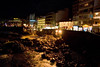 Puerto de la Cruz by night, Tenerife, Canary Islands