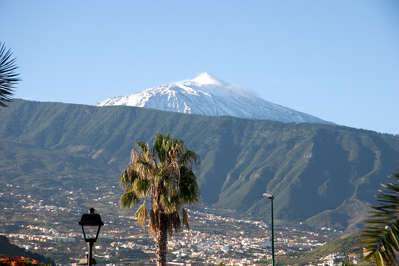 Orotava valley, Tenerife, Canary Islands