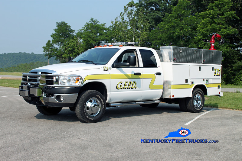 <center> Ghent  Hose 321  <br> 2006 Dodge Ram 4x4/Reading/Monroe 250/0 <br> Kent Parrish photo </center>