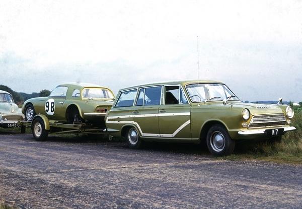 S.M.A.R.T team cars,1963