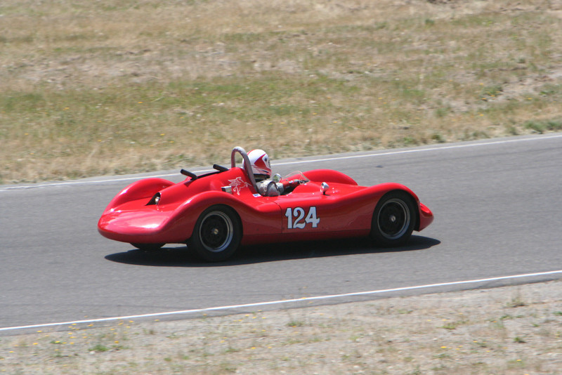 I believe this is the famous Pooper - Porsche/Cooper sports racer.