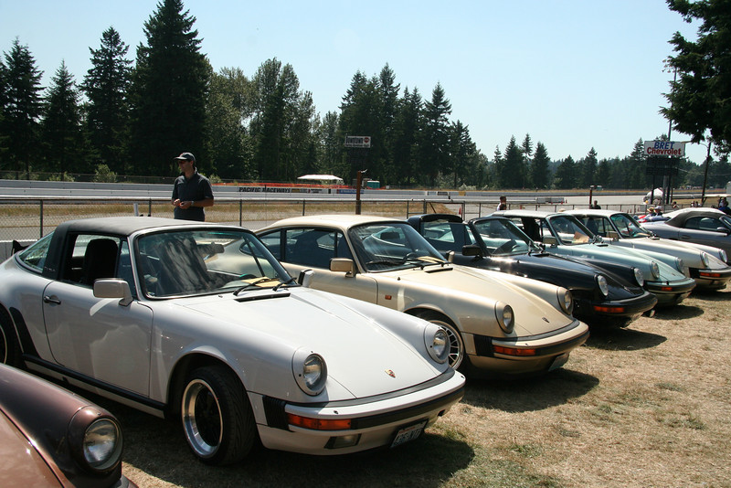 The gold 911 was my car. I sold it a few years ago.