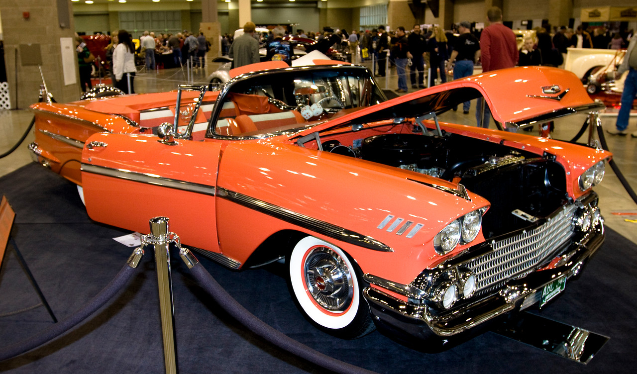 '58 Chevy Convertable