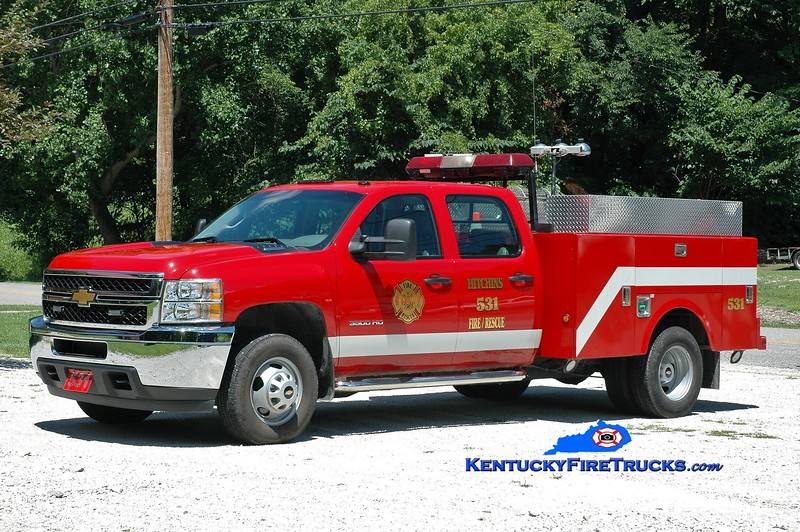 Hitchins  Rescue 531<br /> 2013 Chevy 3500 4x4/Stahl <br /> Greg Stapleton photo