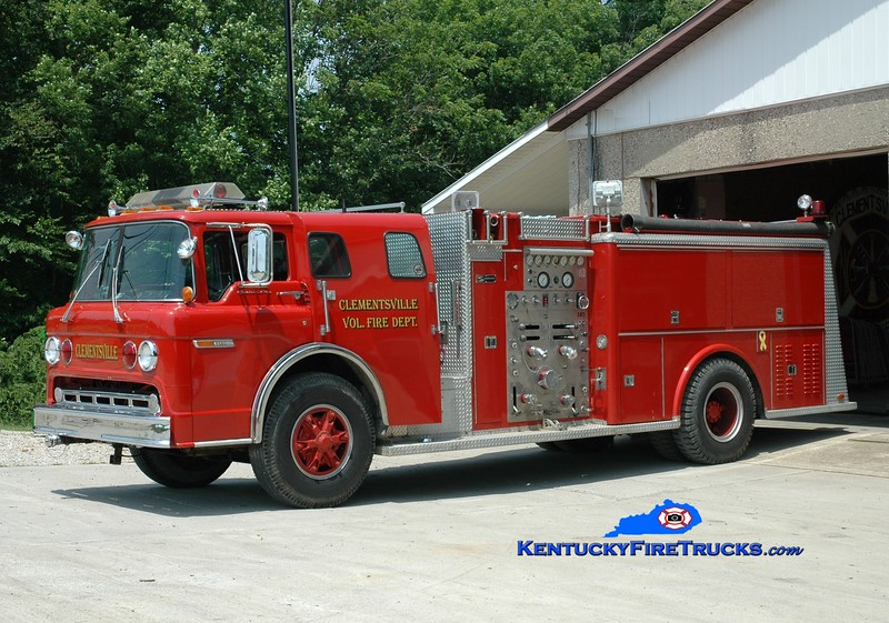 <center> Clementsville  Engine 4  <br> 1979 Ford C-8000/Sanford 1000/750 <br> Greg Stapleton photo </center>