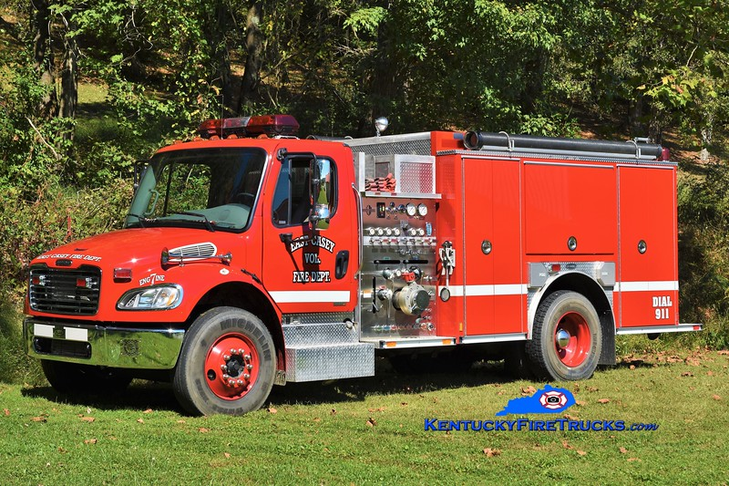 East Casey  Engine 7<br /> 2004 Freightliner M2-106/E-One 1250/1000<br /> Greg Stapleton photo