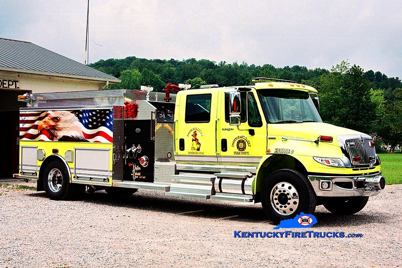 <center> Southeast Casey  Engine 9 <br> 2009 International 4400/Wynn 1250/1000 <br> Greg Stapleton photo </center>