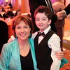 British Colombia Premier Christy Clark with Casey Wright