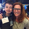 Casey Wright with BC Global anchor Lynn Colliar