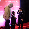 Danny Virtue & Casey Wright meet ET Canada Rick Campanella on the red carpet