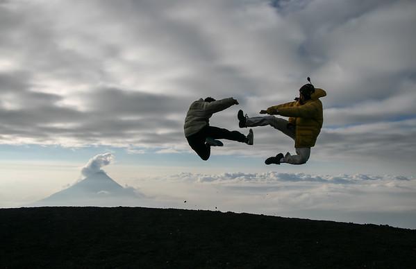Volcano Ninjas