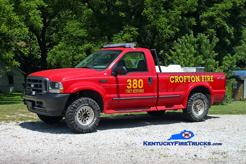<center> Crofton  Unit 380  <br> 2002 Ford F-250 4x4/FD 50/210 <br> Kent Parrish photo </center>