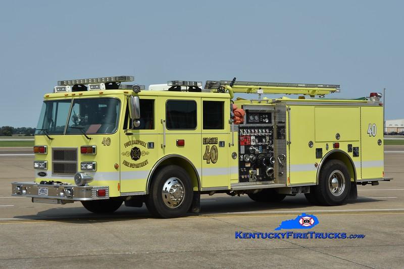 Fort Campbell Engine 40<br /> x-Engine 4<br /> 2008 Pierce Arrow 1250/750<br /> Greg Stapleton photo