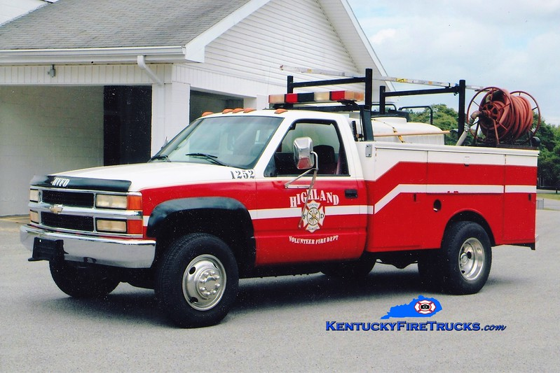 Highland  Engine 1252<br /> 1995 Chevy 4x4/Knapheide 250/250<br /> Greg Stapleton photo