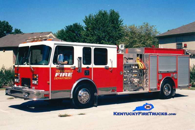 <center> Hopkinsville  Reserve Engine <br> 1995 Spartan Charger/Quality 1500/1000 <br> Greg Stapleton photo </center>