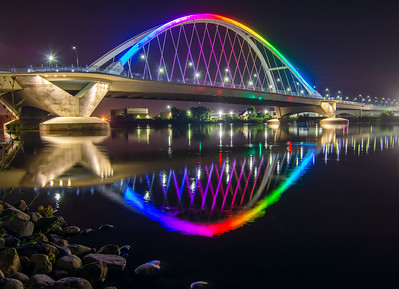Rainbow Reflections