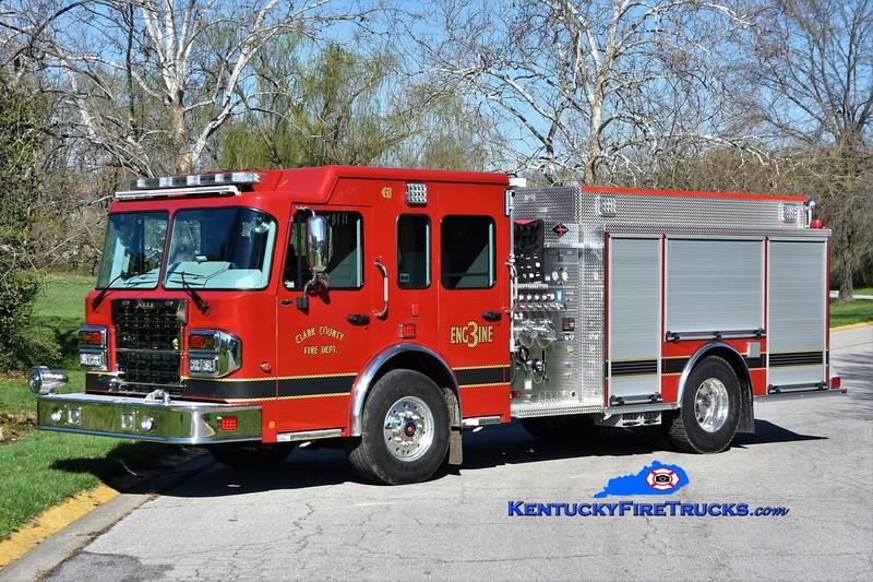 Clark County Engine 3<br /> 2021 Spartan Metro Star ER 1500/1000<br /> Greg Stapleton photo