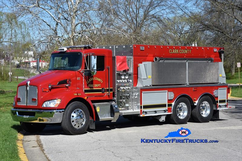 Clark County Tanker 1 <br /> 2021 Kenworth T-370/Southeast 1000/2500<br /> Greg Stapleton photo