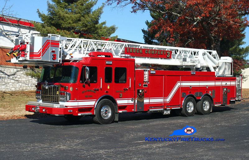 Winchester  Truck 3<br /> 2016 Spartan Gladiator/Smeal 2000/300/100'<br /> Kent Parrish photo