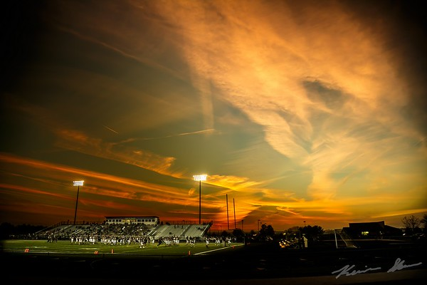 Under the Friday Night Lights