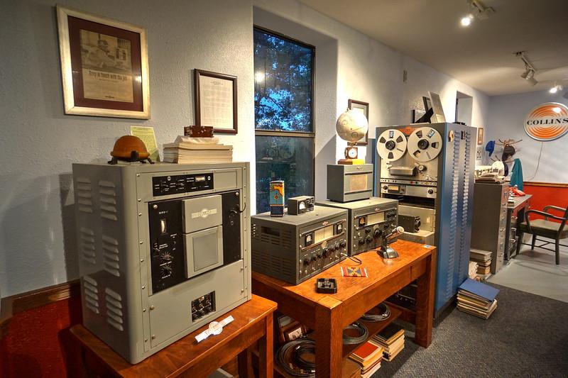 Vintage Collins Radios