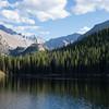 Bear Lake, Rocky Mountain National Park, Colorado<br /> best print size - all