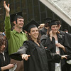 The 150th Commencement of Bard College 5-22-2010.