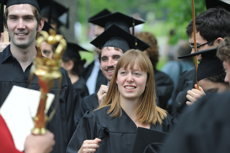 Bard College Commencement and Alumni/ae Weekend - Commencement Saturday, May, 22, 2010, at Bard College in the Town of Red Hook.