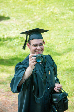 The 2014 Commencement at Bard College.