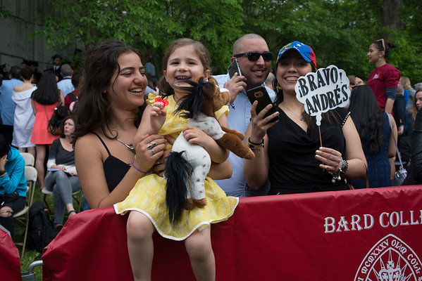 Bard College 2017 Commencement Weekend