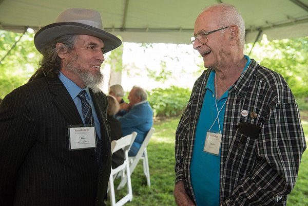 Bard College 2017 Commencement and Reunion Weekend - Honorary Degree Lunch