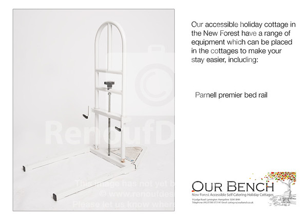 Accessible Equipment at Our Bench - 01