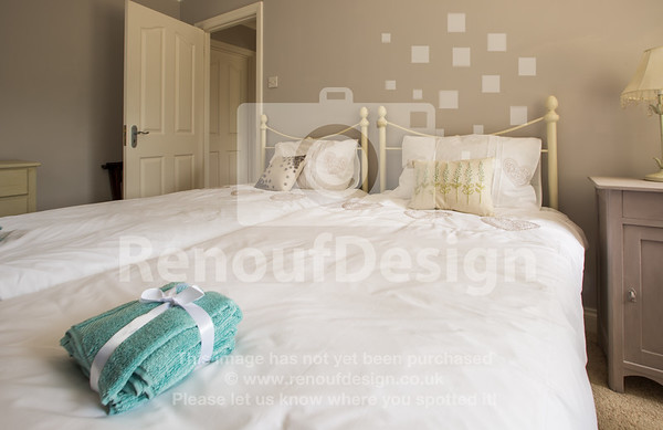 Twin Room at New Forest B&B
