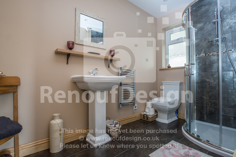 Beam End Bed and Breakfast - ensuite bathroom