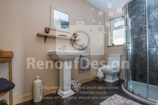 Beam End Bed and Breakfast - ensuite bathroom