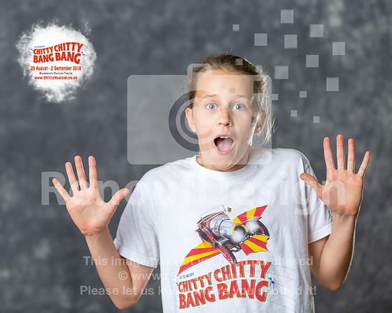 004 - Chitty Chitty Bang Bang Stars with logo