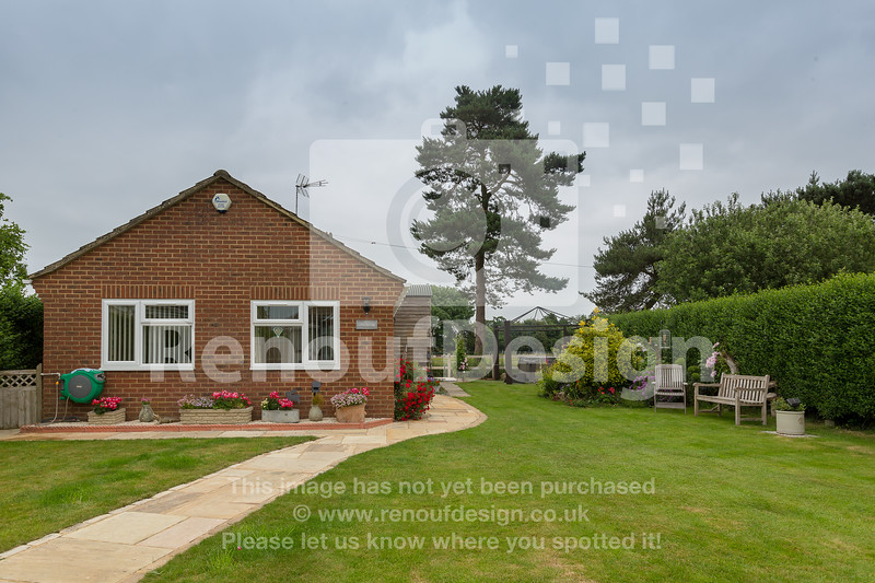 06 - Four Bedroom New Forest Chalet Bungalow with Annexe and Garden Room - For Sale