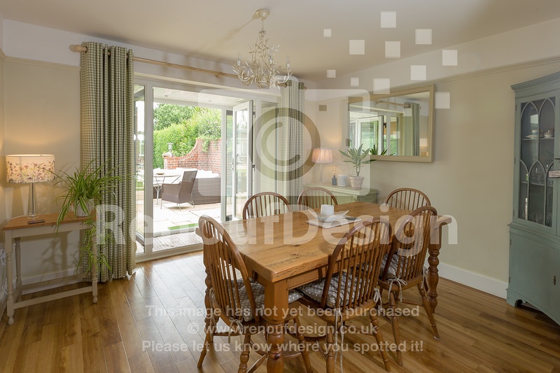 22 - Four Bedroom New Forest Chalet Bungalow with Annexe and Garden Room - For Sale