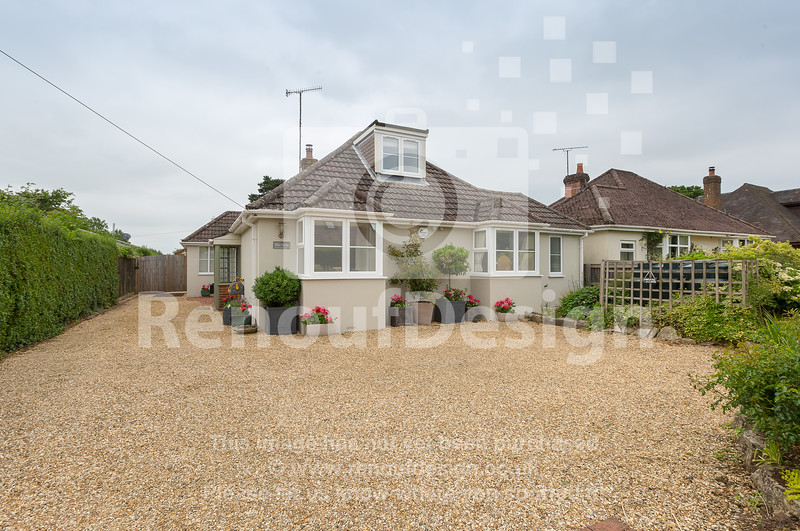 02 - Four Bedroom New Forest Chalet Bungalow with Annexe and Garden Room - For Sale