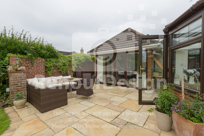 09 - Four Bedroom New Forest Chalet Bungalow with Annexe and Garden Room - For Sale