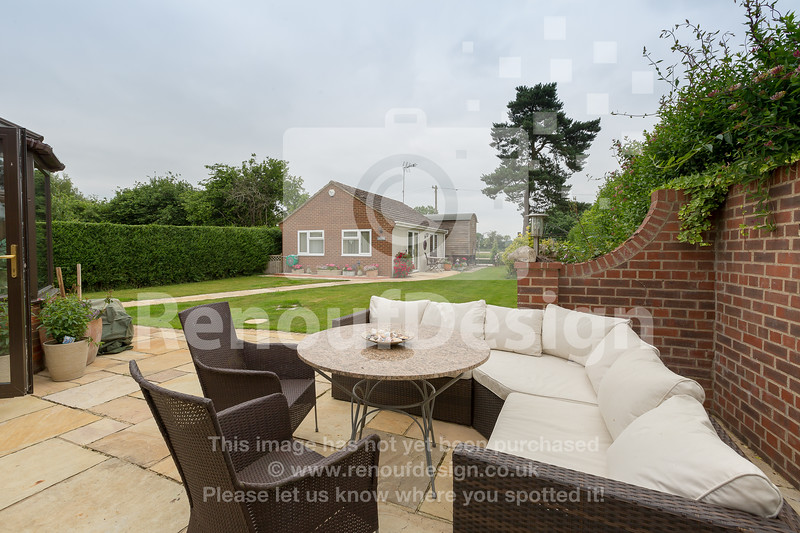 10 - Four Bedroom New Forest Chalet Bungalow with Annexe and Garden Room - For Sale