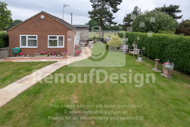 07 - Four Bedroom New Forest Chalet Bungalow with Annexe and Garden Room - For Sale