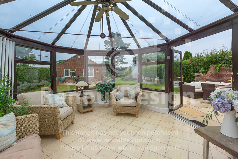 29 - Four Bedroom New Forest Chalet Bungalow with Annexe and Garden Room - For Sale