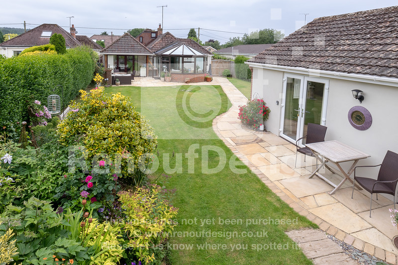 13 - Four Bedroom New Forest Chalet Bungalow with Annexe and Garden Room - For Sale