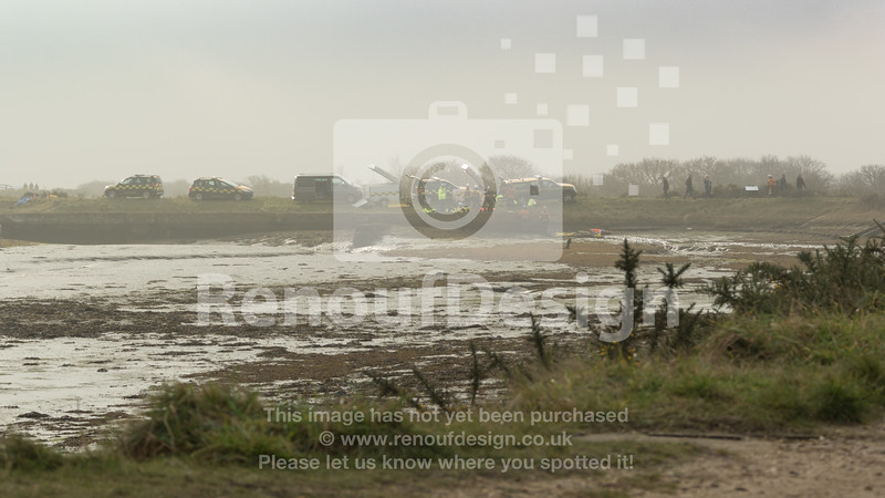 01 - HM Coastguard Lymington - Mud Training