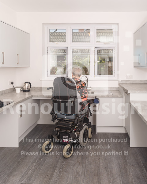 24 - Accessible Kitchens