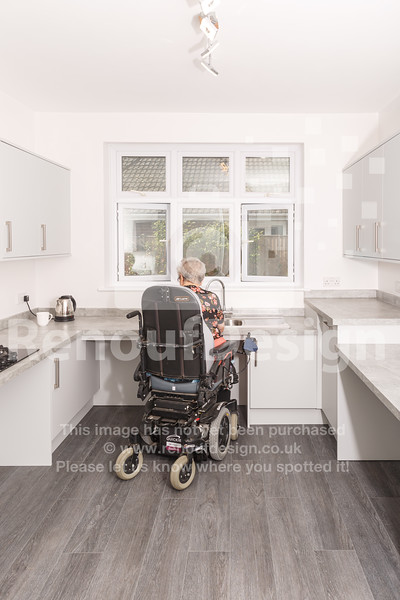23 - Accessible Kitchens