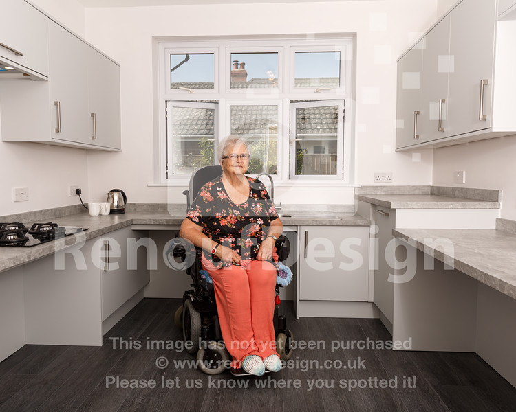 25 - Accessible Kitchens