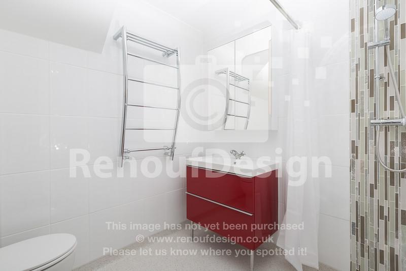 Accessible shower room / bathroom refurbishment in Lymington